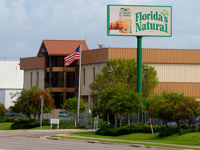 Florida's Natural Head Office