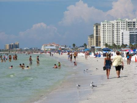 Clearwater - Golden White Sand