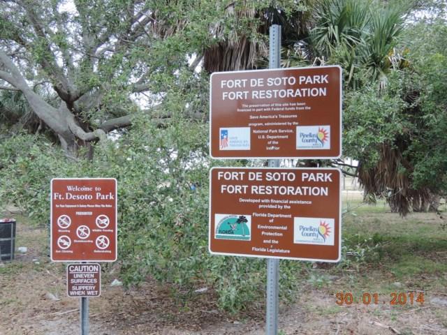Enter the Park