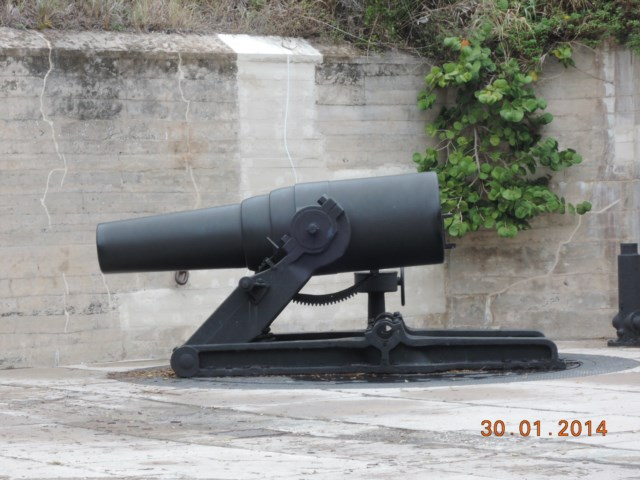 Huge Cannon