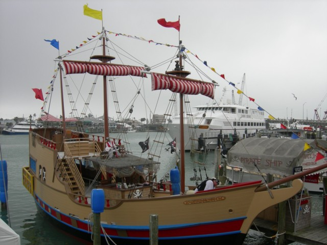 Fancy a trip on a Pirate Ship?