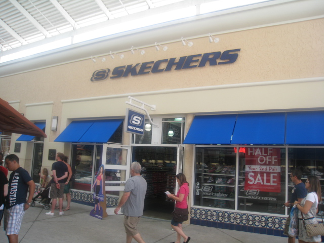 Sketchers - plenty of bargains
