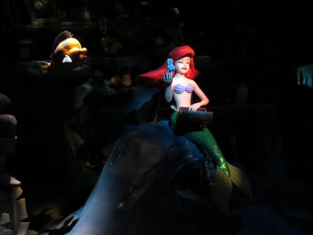 Ariel's Ride - Magic kingdom