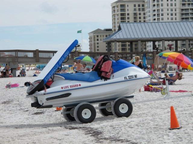 Clearwater Beach - Beach Patrol