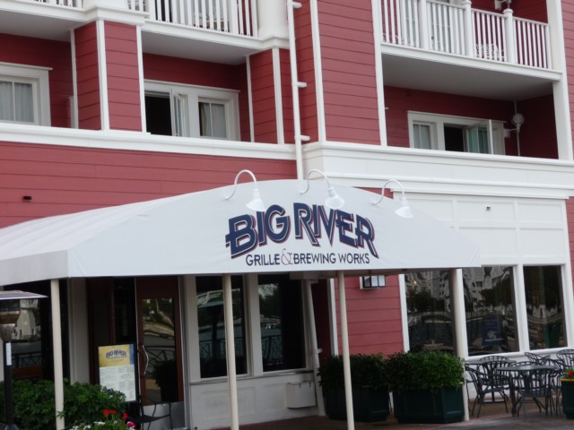 Big River Grill - Boardwalk