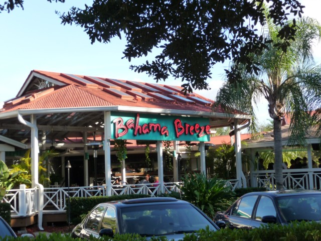 Bahama Breeze - International Drive