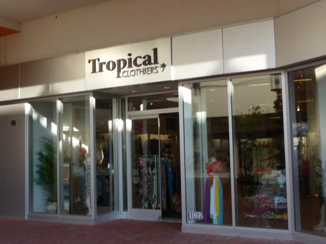 Tropical Clothiers