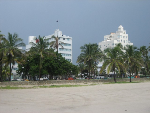 South Beach and Art Deco area