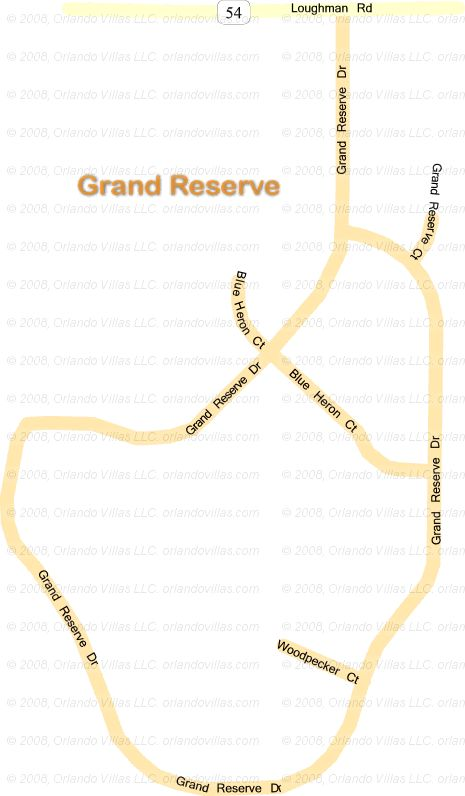 Grand Reserve community map